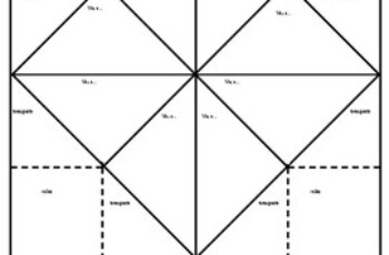 Spanish Ir A Fortune Teller Template By Miss Ruby TpT