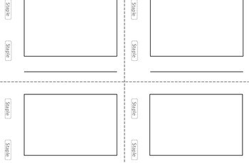 Printable Blank Tally Chart Template For Free ...