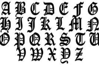 Pin By Deana Marie On Tats English Calligraphy